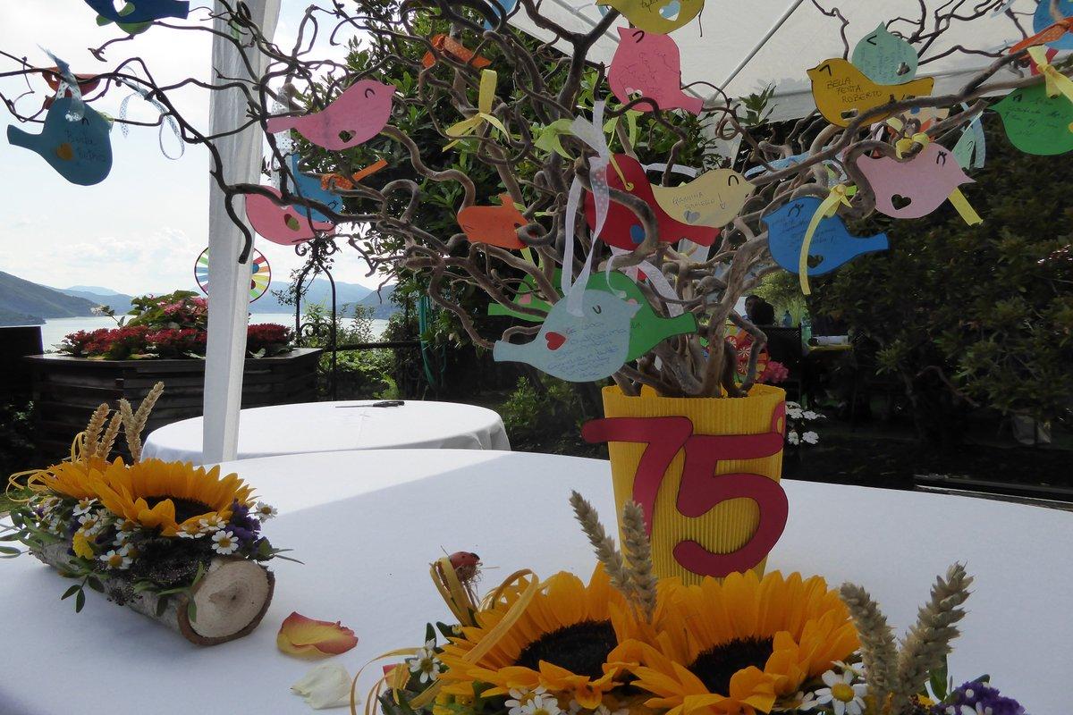 Festa del 75esimo, Residenti e Familiari, le foto